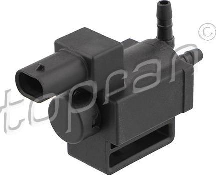 Topran 639812 - Change-Over Valve, exhaust-gas door www.parts5.com
