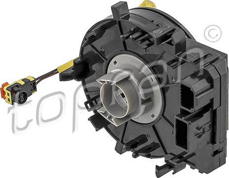 Topran 638451 - Clockspring, airbag www.parts5.com