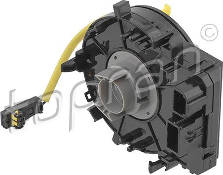 Topran 638452 - Clockspring, airbag www.parts5.com
