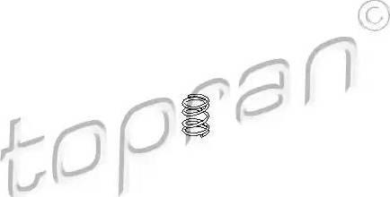 Topran 109725 - Lock Cylinder www.parts5.com