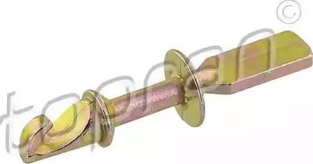 Topran 109723 - Door-handle Control www.parts5.com