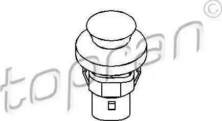 Topran 104035 - Switch, door contact www.parts5.com