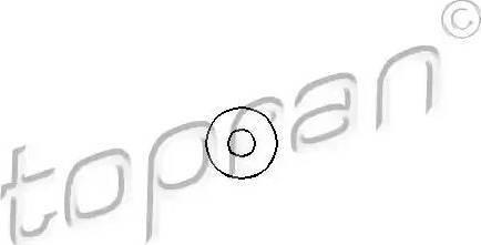 Topran 101403 - Seal Ring, injector www.parts5.com