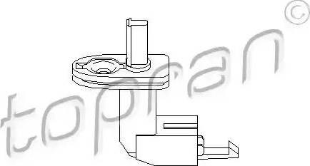 Topran 108887 - Switch, door contact www.parts5.com