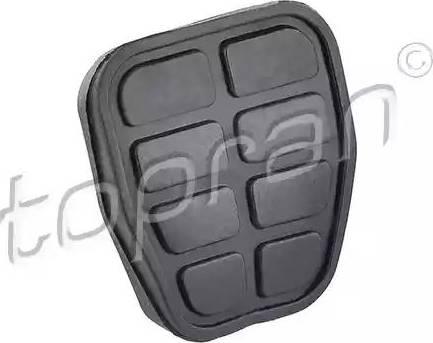 Topran 103409 - Brake Pedal Pad www.parts5.com