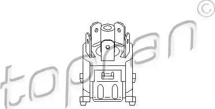 Topran 103428 - Blower Switch, heating/ventilation www.parts5.com