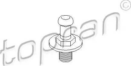 Topran 103542 - Door Lock www.parts5.com