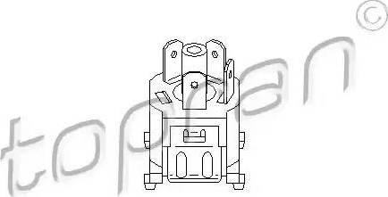 Topran 102691 - Blower Switch, heating/ventilation www.parts5.com