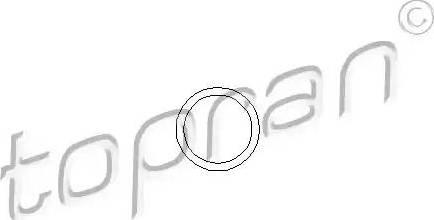 Topran 107316 - Seal Ring, injector www.parts5.com