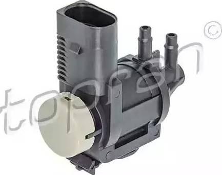 Topran 115383 - Change-Over Valve, exhaust-gas door www.parts5.com