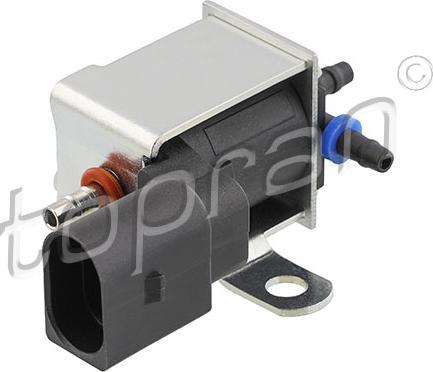 Topran 116985 - Change-Over Valve, exhaust-gas door www.parts5.com
