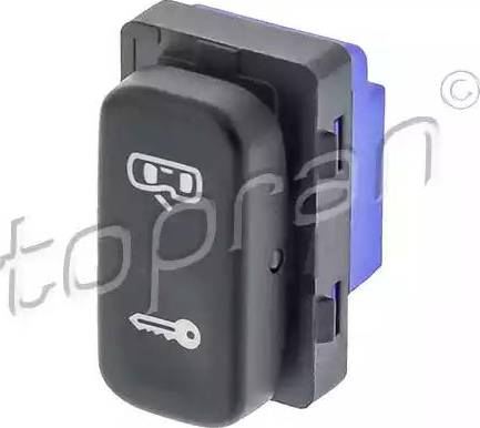 Topran 116054 - Switch, door lock system www.parts5.com