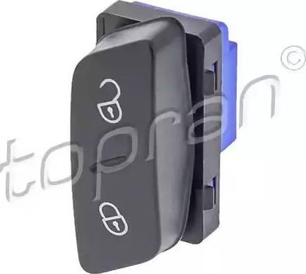 Topran 116035 - Switch, door lock system www.parts5.com