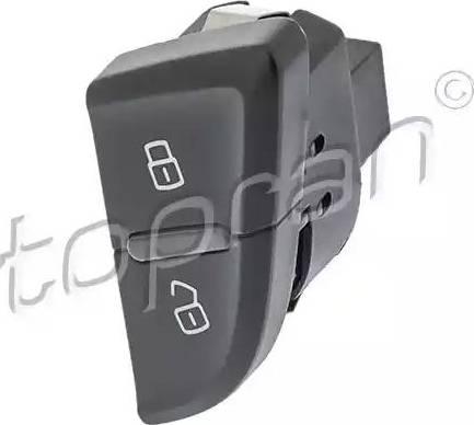 Topran 116028 - Switch, door lock system www.parts5.com