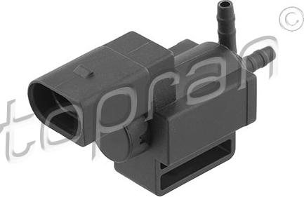 Topran 116266 - Change-Over Valve, exhaust-gas door www.parts5.com