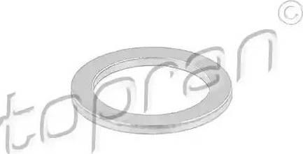 Topran 110600 - Seal, oil drain plug www.parts5.com