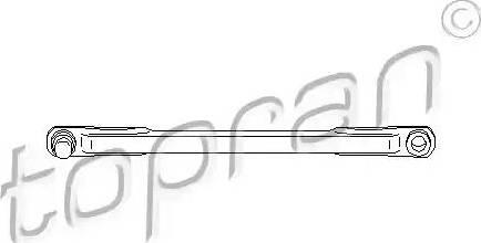 Topran 110674 - Drive Arm, wiper linkage www.parts5.com