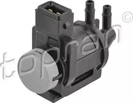 Topran 110876 - Change-Over Valve, exhaust-gas door www.parts5.com