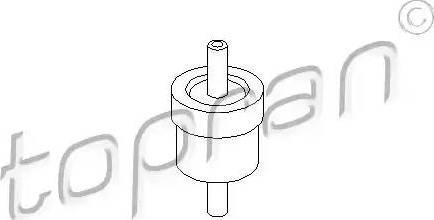 Topran 111298 - Valve, vacuum pump www.parts5.com