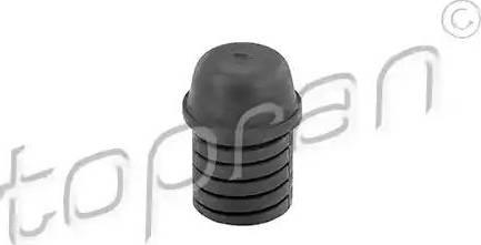 Topran 205234 - Buffer, hood www.parts5.com