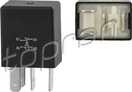 Topran 206645 - Hazard Lights Relay www.parts5.com