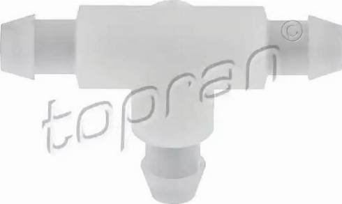 Topran 208349 - Connector, washer-fluid pipe www.parts5.com