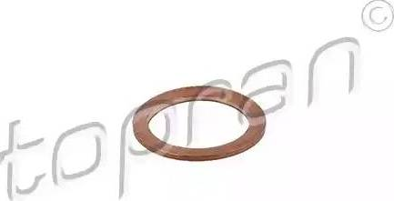 Topran 208316 - Gasket, charger www.parts5.com