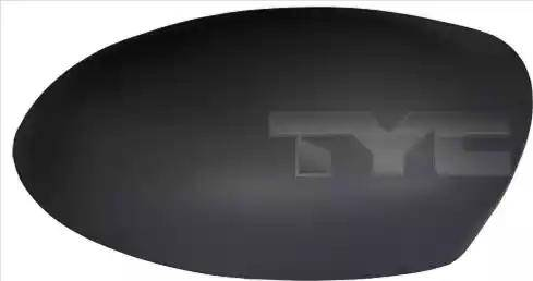 TYC 31000272 - Cover, housing, outside mirror www.parts5.com