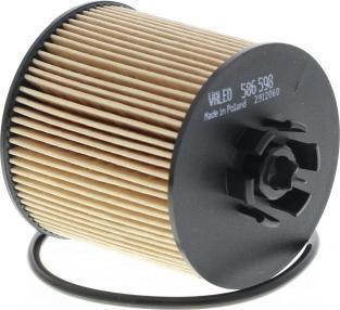 Valeo 586598 - Oil Filter www.parts5.com