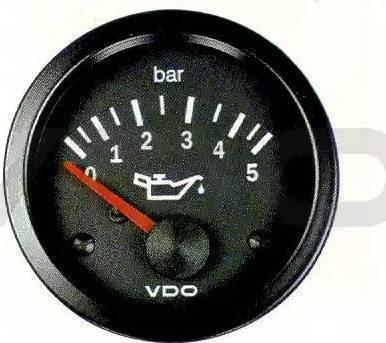 VDO 350010008K - Gauge, oil pressure www.parts5.com