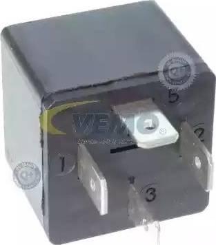 Vemo V15710020 - Relay, radiator fan castor www.parts5.com