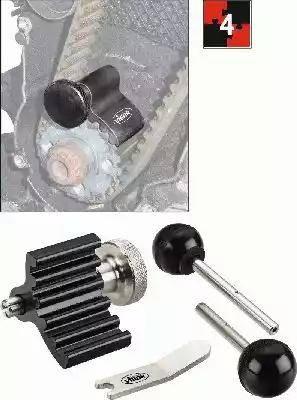 Vigor V4348 - Retaining Tool Set, valve timing www.parts5.com