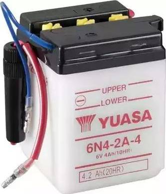Yuasa 6N42A4 - Starter battery www.parts5.com